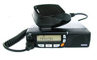 Maxon VHF Mobile Radio (148-174 MHz) - Part #SM-5102