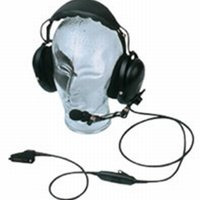 Kenwood Heavy Duty Noise Reduction Headset - Part #KHS-15-OH
