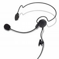 Otto Breeze Behind-the-Head PTT Radio Headset