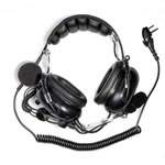 HYT Heavy-Duty High Quality Headset - Part #ECM13