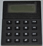Alpha Display Keypad GPH/DPH - Part #LAA0653
