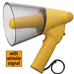 SP-10W Splash Proof Megaphone